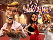 Mr Vegas слот с бонусами